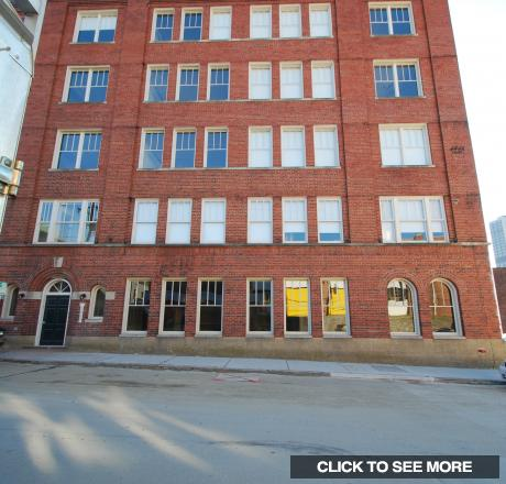 City and Guilds: Richmond, Va - Commercial Historic Rehabilitation - 1709 E Clay Street