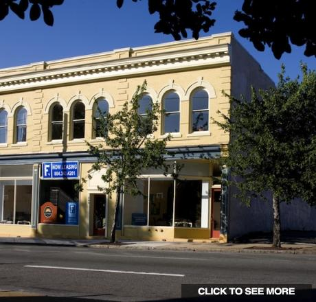 City and Guilds: Richmond, Va - Commercial Historic Rehabilitation - 207-211 E. Main Street