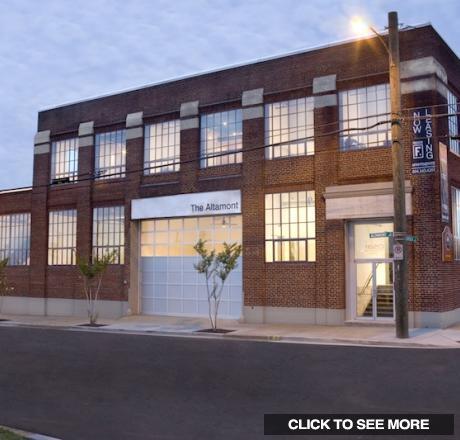 City and Guilds: Richmond, Va - Commercial Historic Rehabilitation - 1610 Altamont Avenue